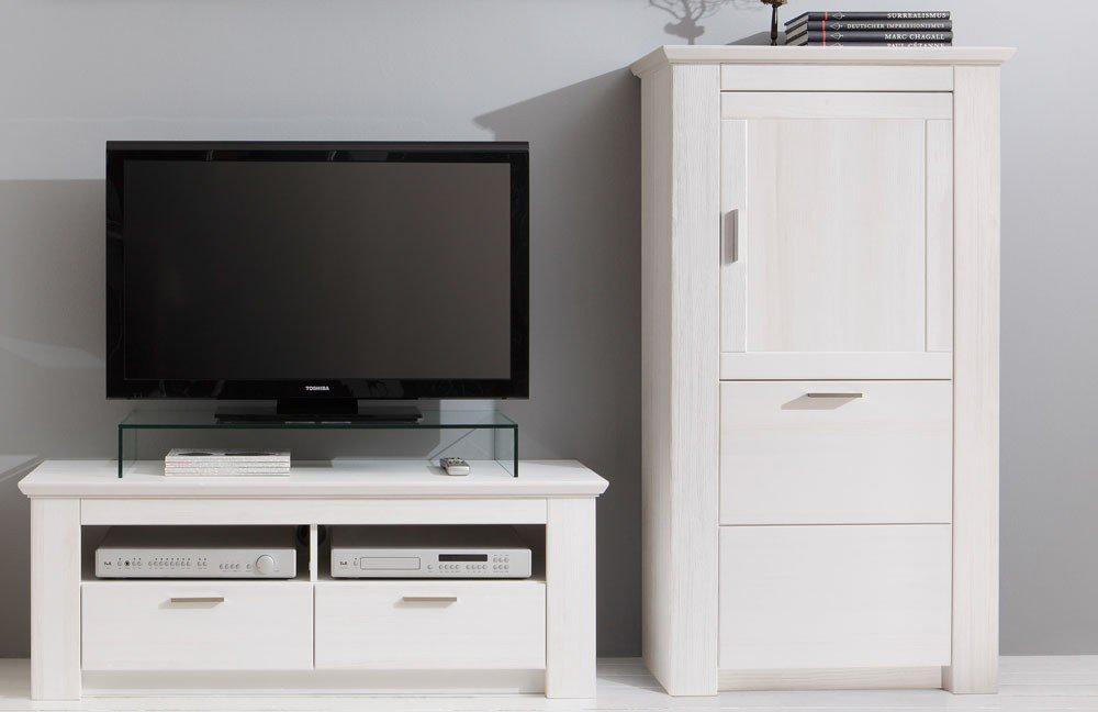 wohnwand country 1163 973 56 von inter furn m bel letz ihr online shop. Black Bedroom Furniture Sets. Home Design Ideas