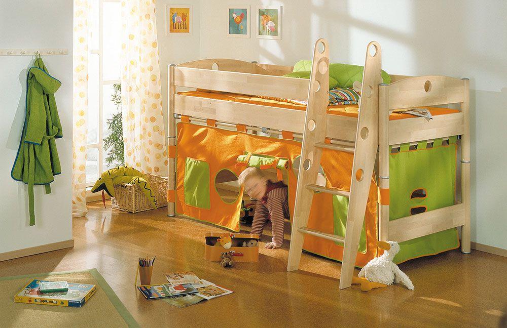 fleximo hochbett lilashouse. Black Bedroom Furniture Sets. Home Design Ideas