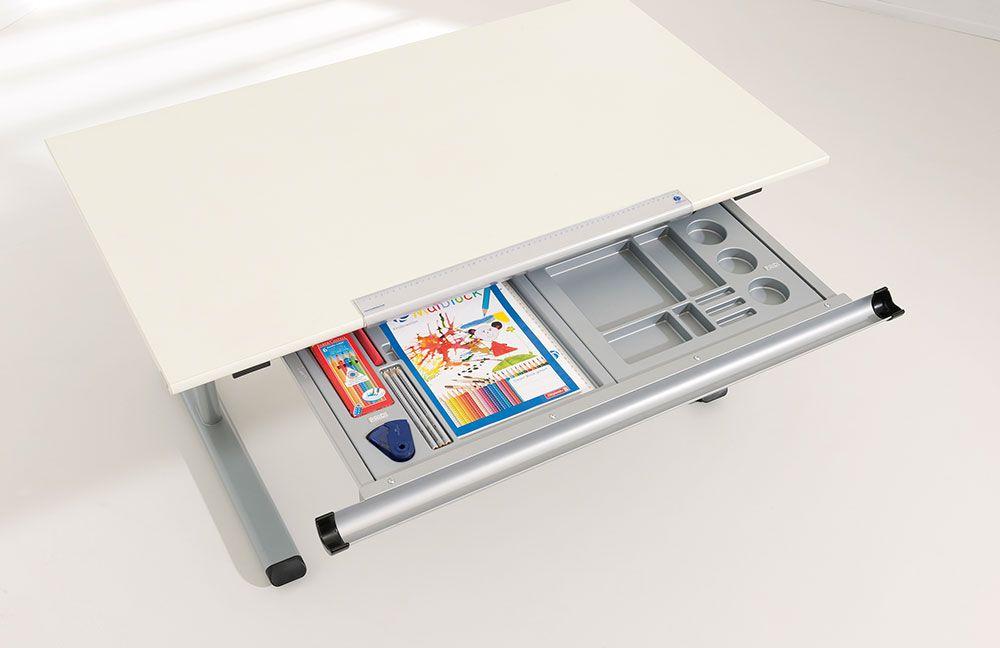 Kinderschreibtisch weiß paidi  Paidi Marco 2 Schreibtisch Buche massiv | Möbel Letz - Ihr Online-Shop