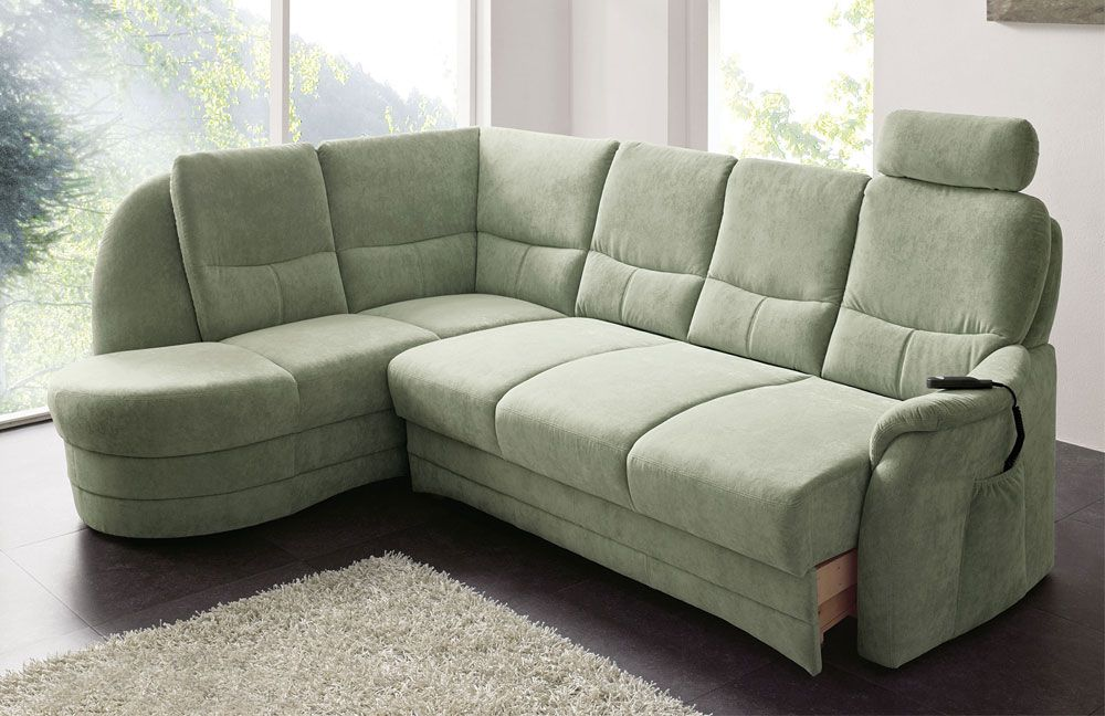 arco aalen 1000 polstergarnitur lindgr n m bel letz. Black Bedroom Furniture Sets. Home Design Ideas