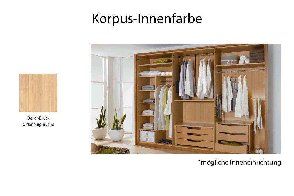 Rauch Savina Erle teilmassiv | Möbel Letz - Ihr Online-Shop