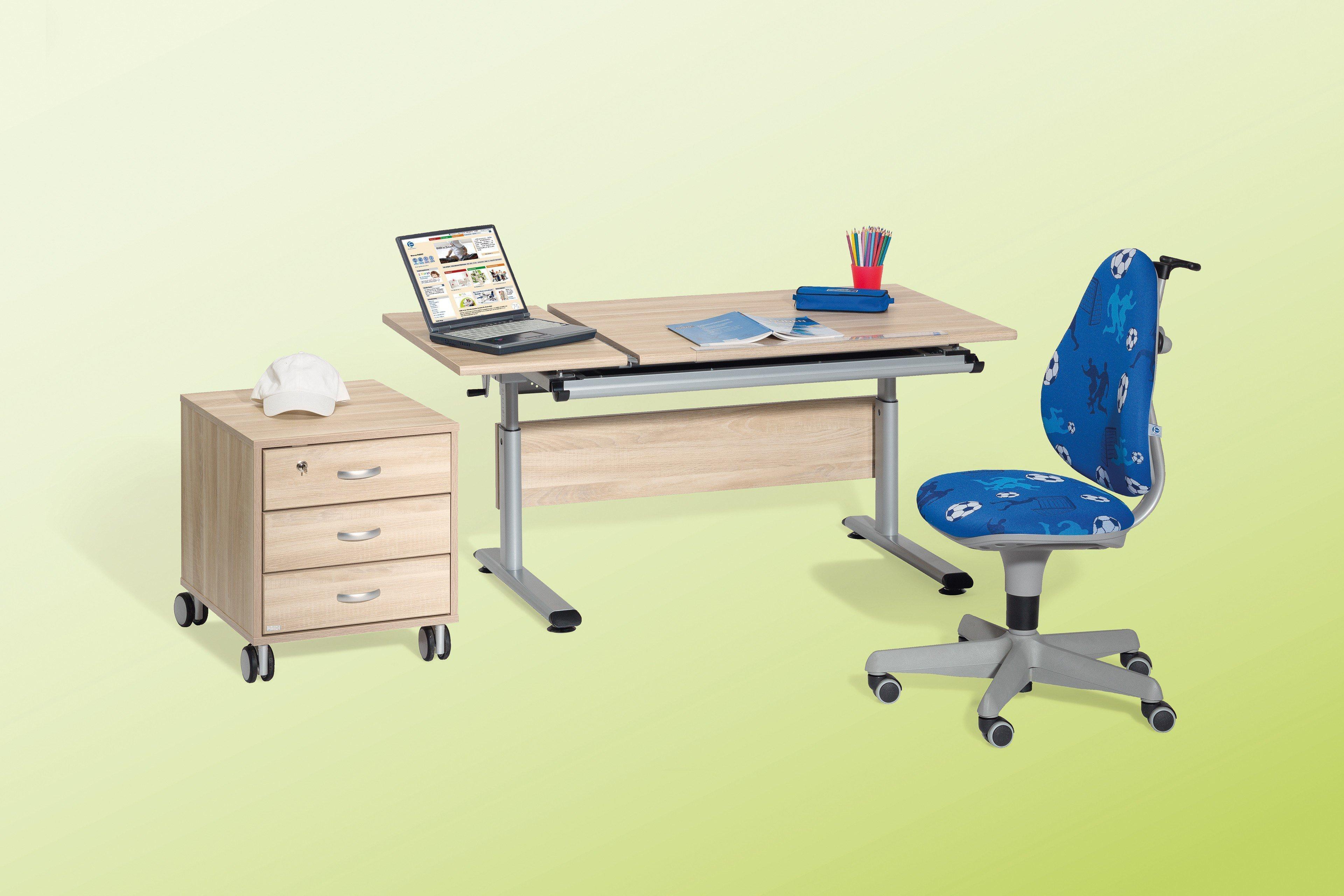 Erstaunlich Schreibtisch Marco 2 Das Beste Von Gt Von Paidi - Eiche-nachbildung