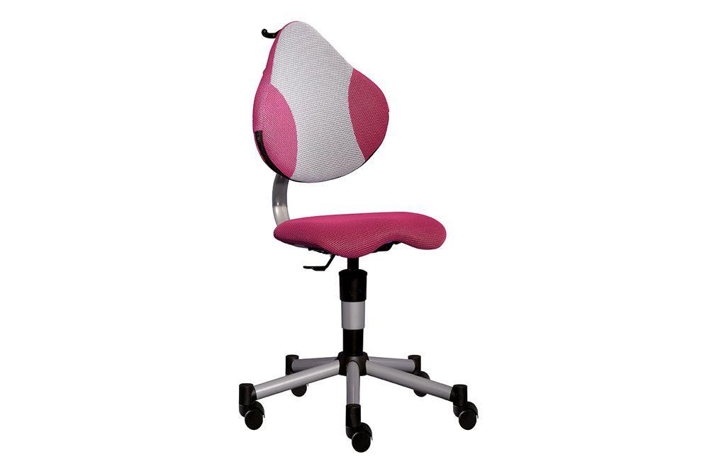 paidi pepino schreibtischstuhl wei pink m bel letz. Black Bedroom Furniture Sets. Home Design Ideas