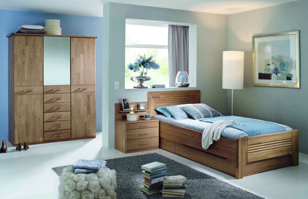 rauch valerie schlafzimmer wildeiche m bel letz ihr. Black Bedroom Furniture Sets. Home Design Ideas