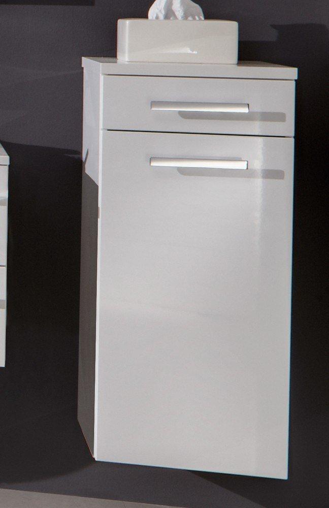 badezimmer 3160 wei glanz von marlin m bel letz ihr online shop. Black Bedroom Furniture Sets. Home Design Ideas