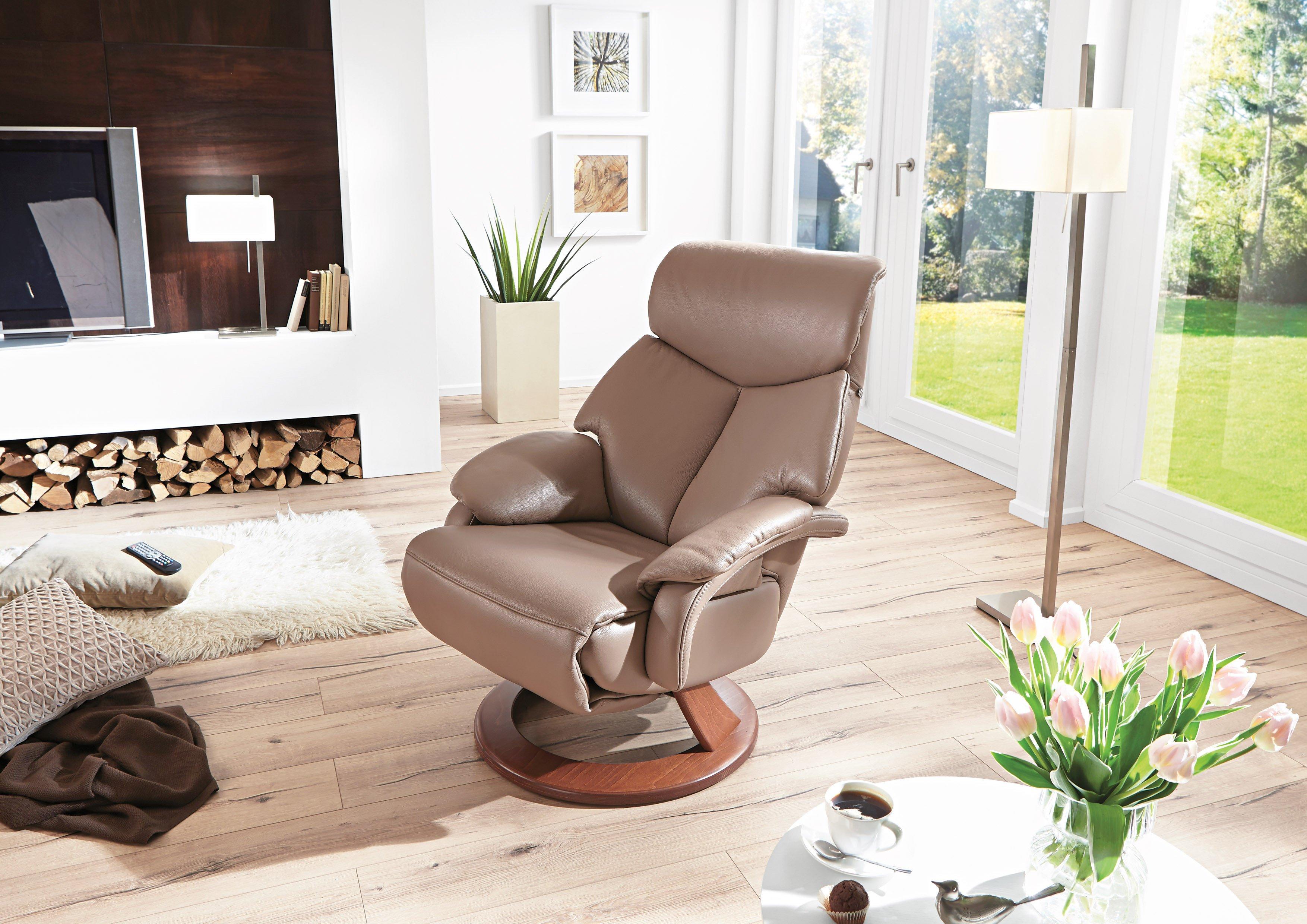 Hukla Cosyrelax Ruhesessel In Nougat Möbel Letz Ihr Online Möbel