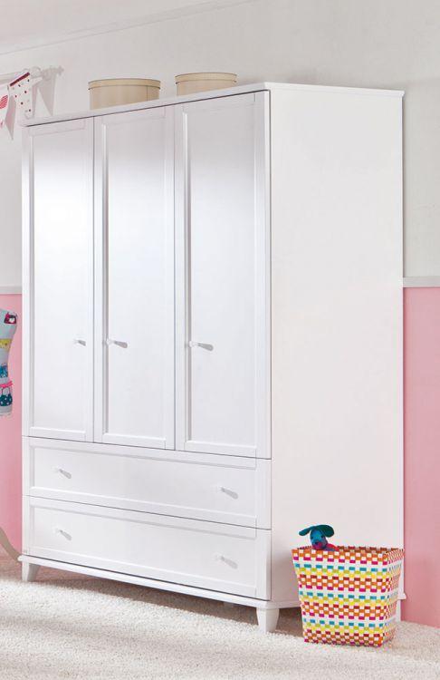 Paidi Kinderbett Sophia Icy-White | Möbel Letz - Ihr