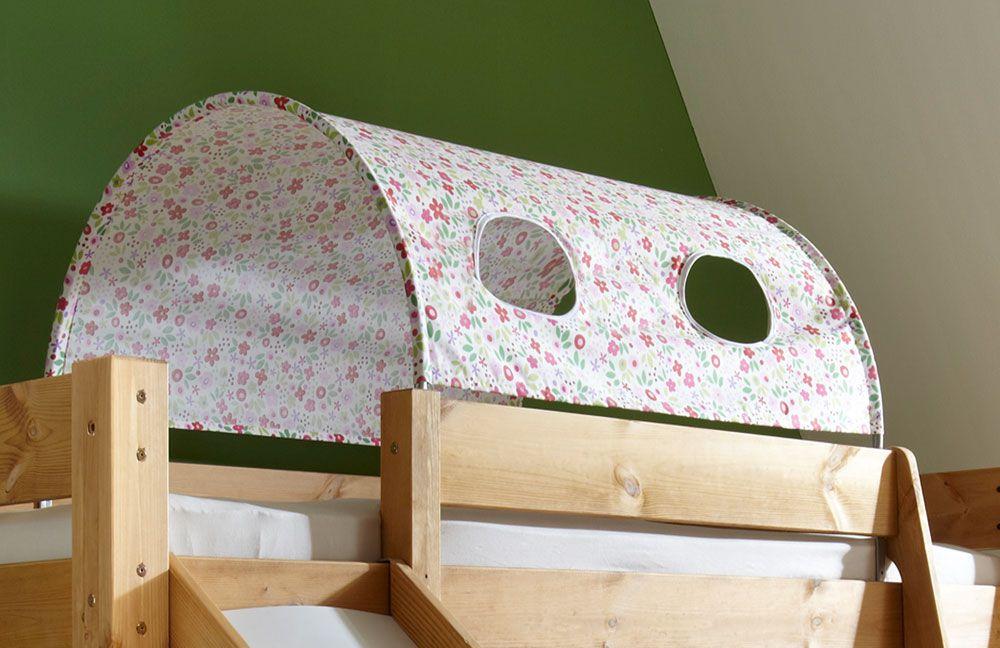 Etagenbett Zubehör Tunnel : Etagenbett mit rutsche hochbett rosa farbe dass einschliealich ta