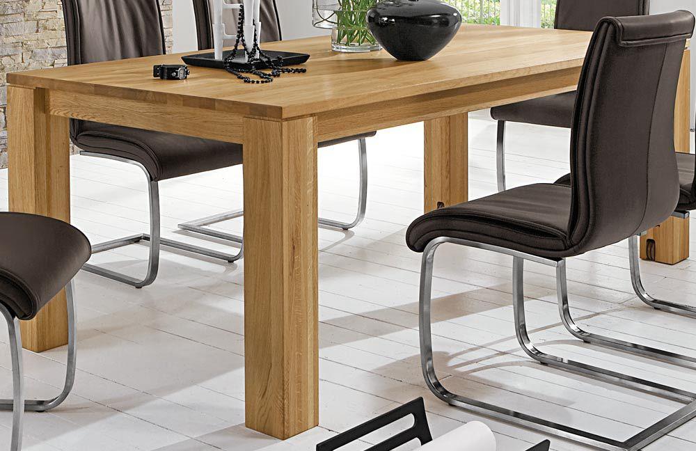 Esstisch Farbe Magnolia : Tisch Eddy von Niehoff Sitzmöbel  Möbel Letz  Ihr OnlineShop