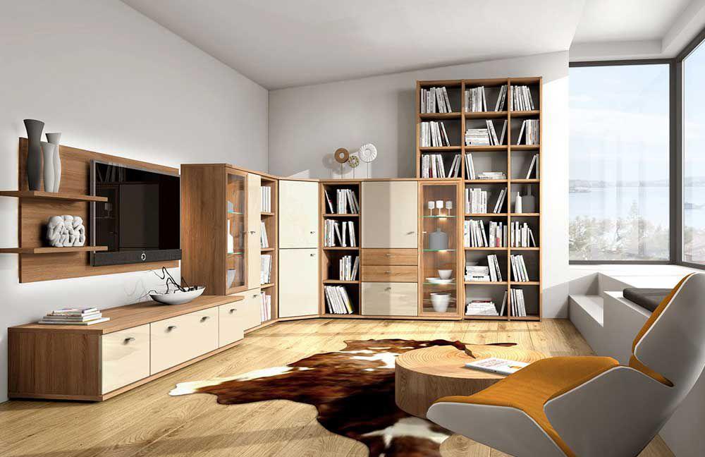 wohnwand plano 1 eb400e von stralsunder m bel letz ihr online shop. Black Bedroom Furniture Sets. Home Design Ideas