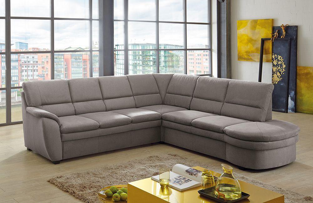 sit more ginger polstergarnitur grau m bel letz ihr online shop. Black Bedroom Furniture Sets. Home Design Ideas