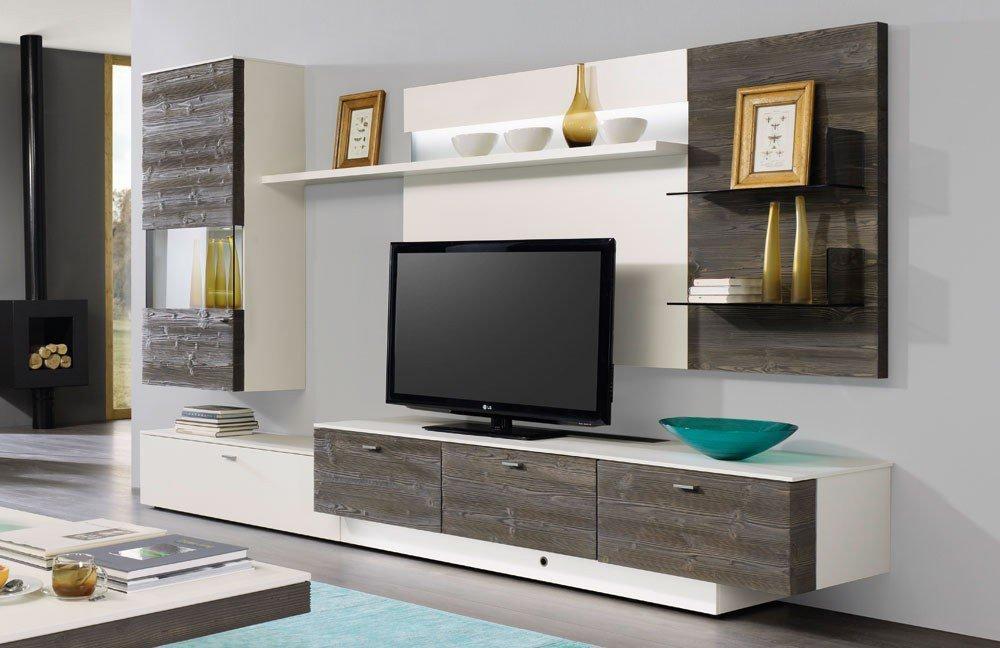 wohnwand tessin ts1 von gwinner m bel letz ihr online shop. Black Bedroom Furniture Sets. Home Design Ideas