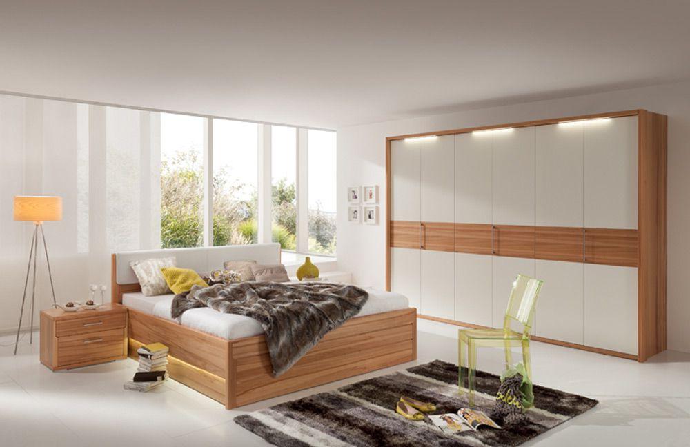 Schlafzimmer Bergamo Dietz Möbel Kernbuche | Möbel Letz - Ihr Online ...