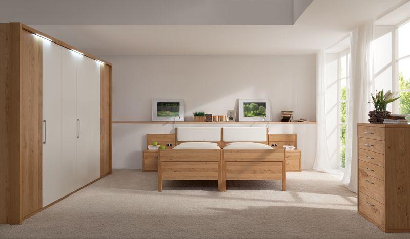 Dietz Schlafzimmer Bergamo Wildeiche | Möbel Letz - Ihr Online-Shop