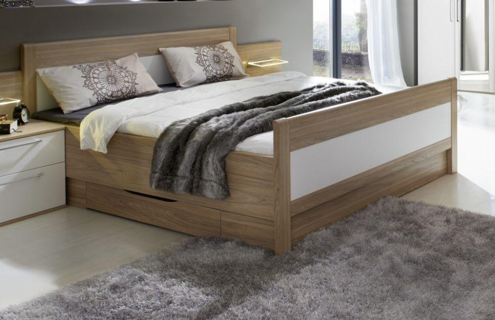 Nolte Belvento Schlafzimmer Sonoma Eiche | Möbel Letz - Ihr Online-Shop