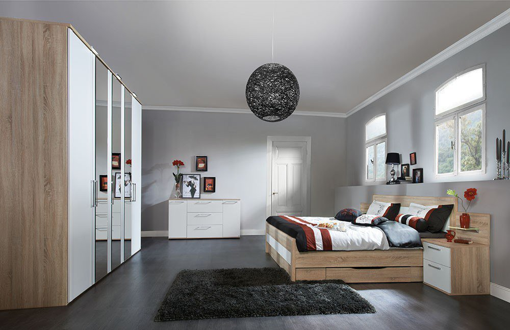 nolte möbel belvento schlafzimmer weiß | möbel letz - ihr online-shop