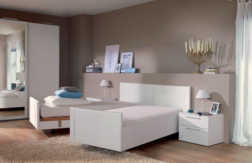 Nolte belvento komplett schlafzimmer wei m bel letz ihr online shop - Schlafzimmer von nolte ...