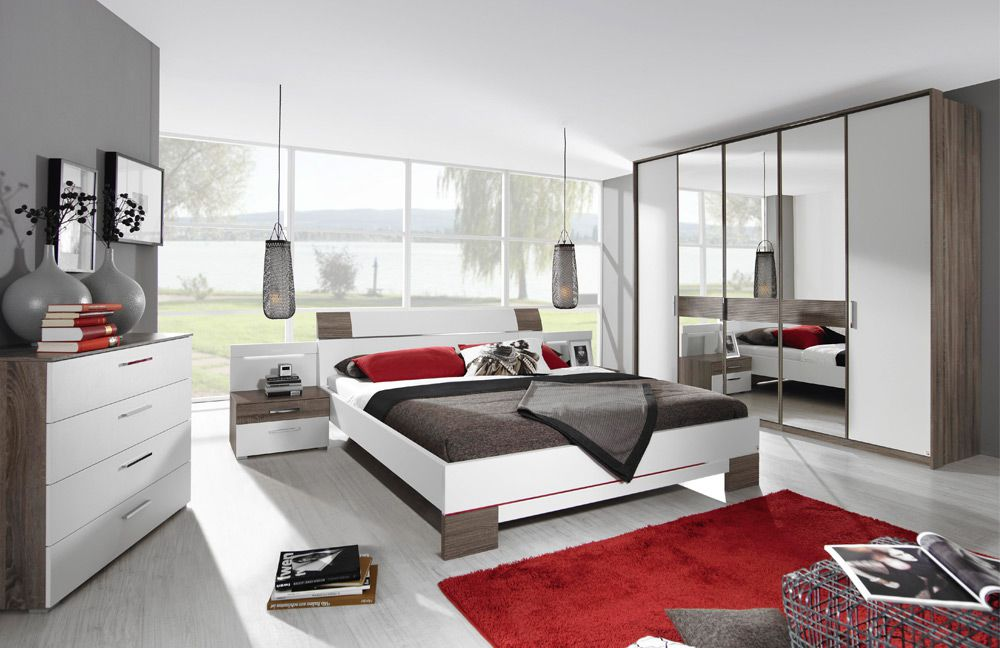 rauch alida schlafzimmer eiche havanna m bel letz ihr online shop. Black Bedroom Furniture Sets. Home Design Ideas