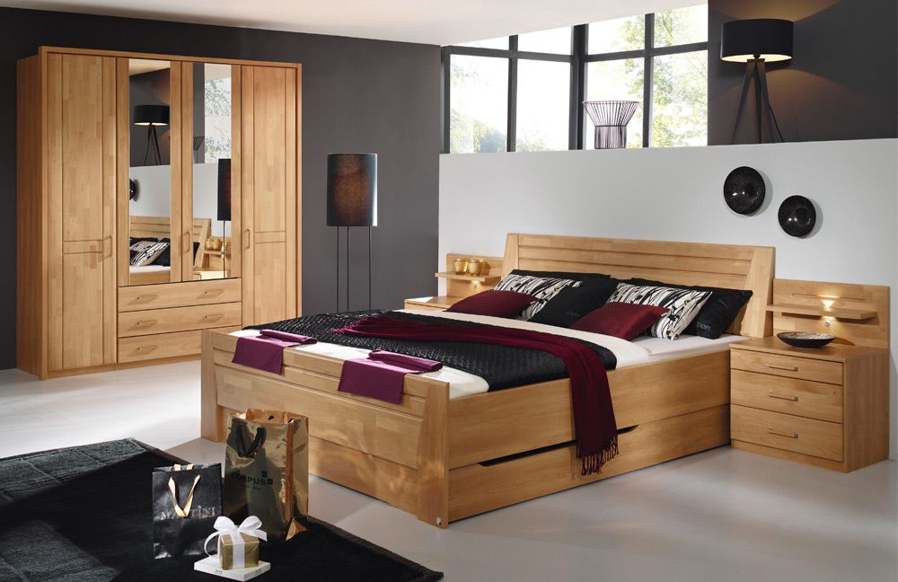 steffen schlafzimmer rauch atami schlafzimmer wildeiche. Black Bedroom Furniture Sets. Home Design Ideas