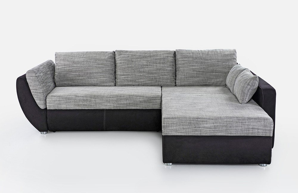 ecksofa taifun grau schwarz von jockenh fer m bel letz ihr online shop. Black Bedroom Furniture Sets. Home Design Ideas