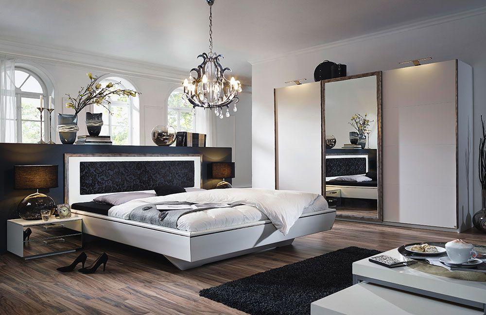 schlafzimmer in weiss: 43 coole schlafzimmer farbpalette tipps ... - Rauch Schlafzimmer Weis