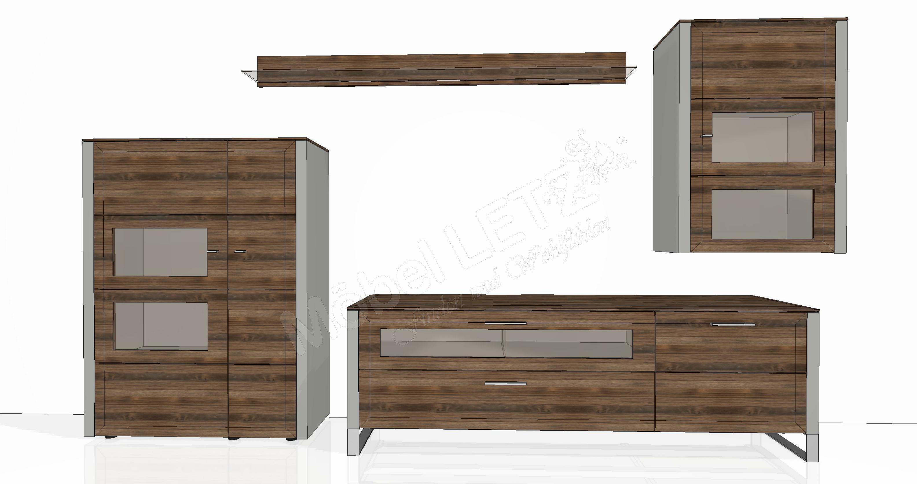 hangeschrank wohnzimmer schwarz h u00e4ngeschrank. Black Bedroom Furniture Sets. Home Design Ideas
