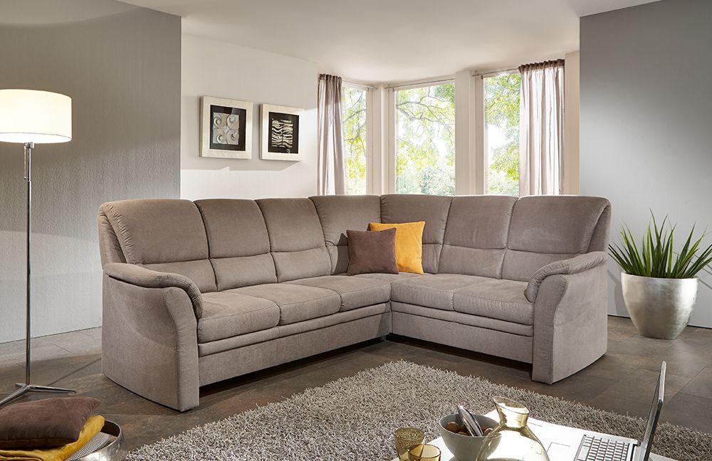 sit more ecksofa clarissa grau m bel letz ihr online. Black Bedroom Furniture Sets. Home Design Ideas
