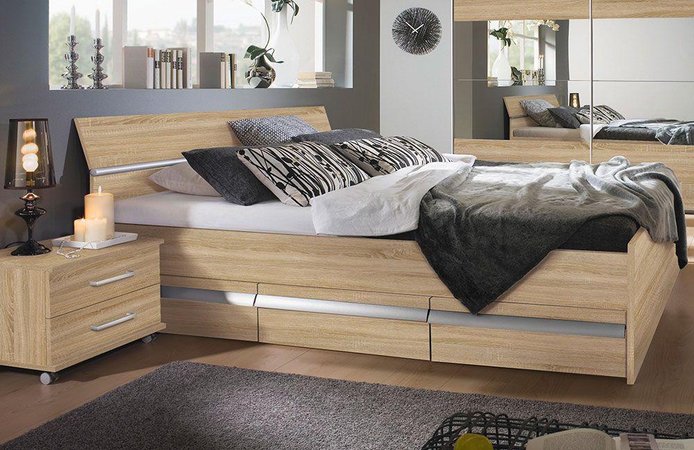 Rauch Apulien Schlafzimmer Eiche Sonoma | Möbel Letz - Ihr Online-Shop