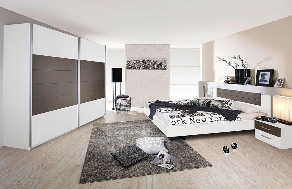 Barcelona von Rauch Pack\'s - Schlafzimmer Alpinweiß