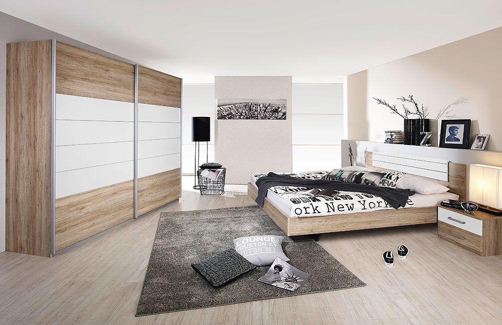 rauch barcelona schlafzimmer set m bel letz ihr online shop. Black Bedroom Furniture Sets. Home Design Ideas