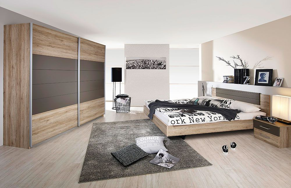 rauch barcelona schlafzimmer set m bel letz ihr online. Black Bedroom Furniture Sets. Home Design Ideas