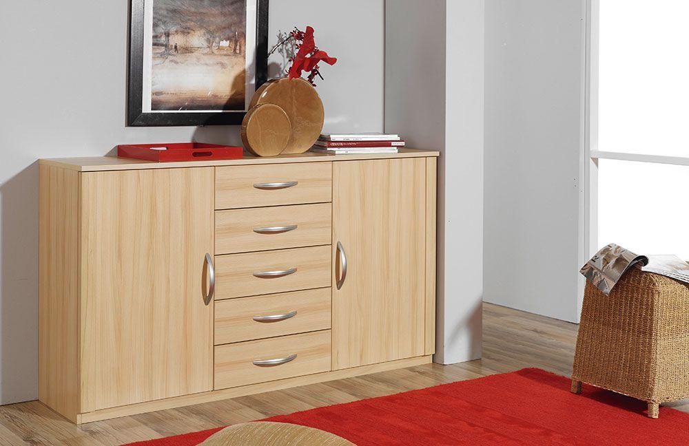 schlafzimmer catania von rauch pack 39 s buche natur 1 m bel. Black Bedroom Furniture Sets. Home Design Ideas