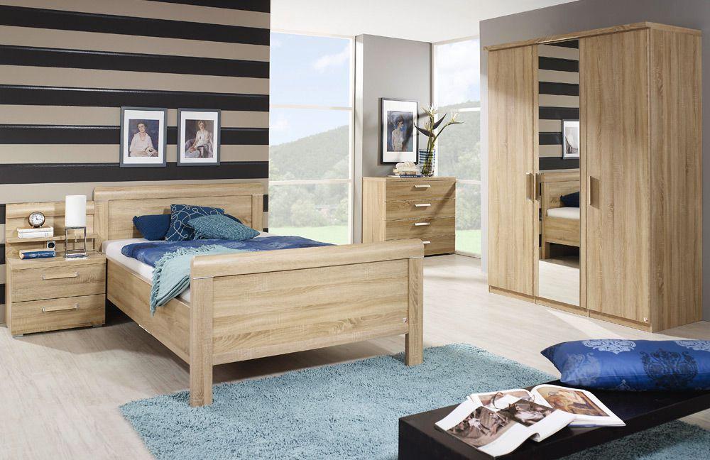 Rauch Schlafzimmer Evelyn Eiche Sonoma | Möbel Letz - Ihr Online-Shop