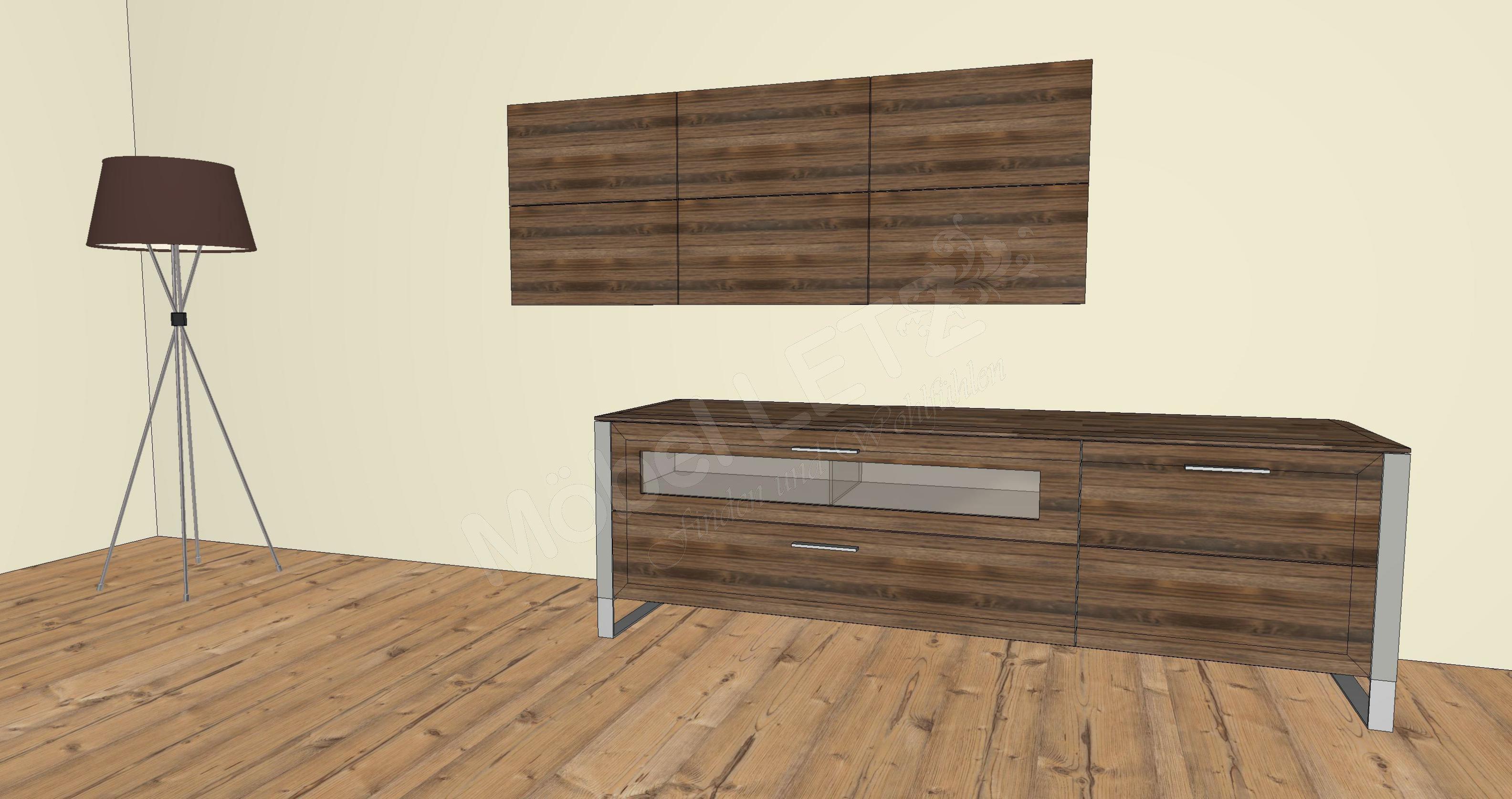 gwinner lowboard sl63 solid gorden m bel letz ihr. Black Bedroom Furniture Sets. Home Design Ideas
