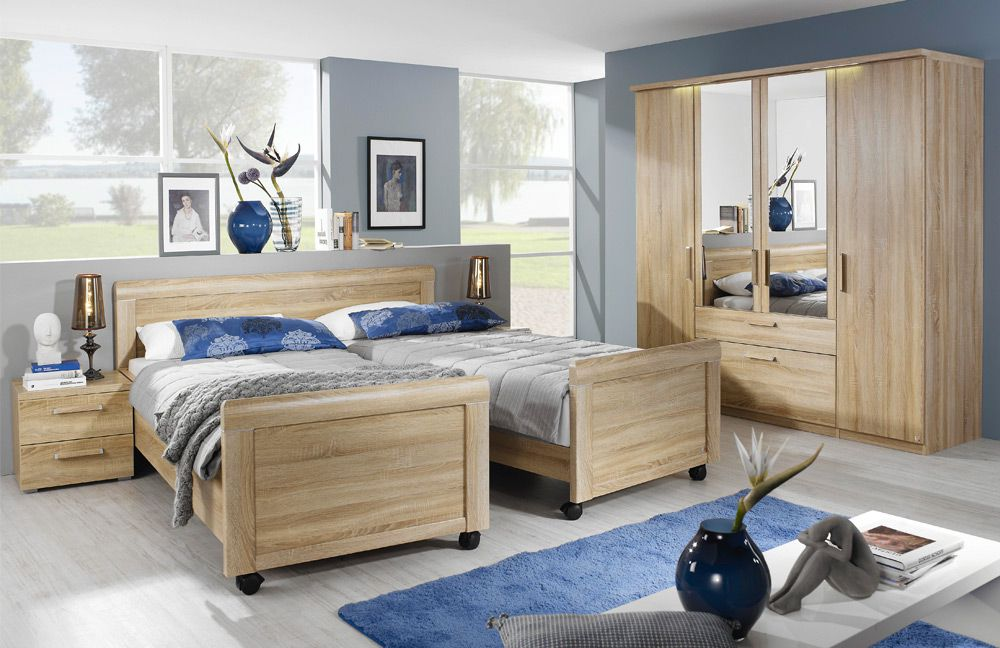rauch dialog evelyn schlafzimmer set eiche m bel letz. Black Bedroom Furniture Sets. Home Design Ideas