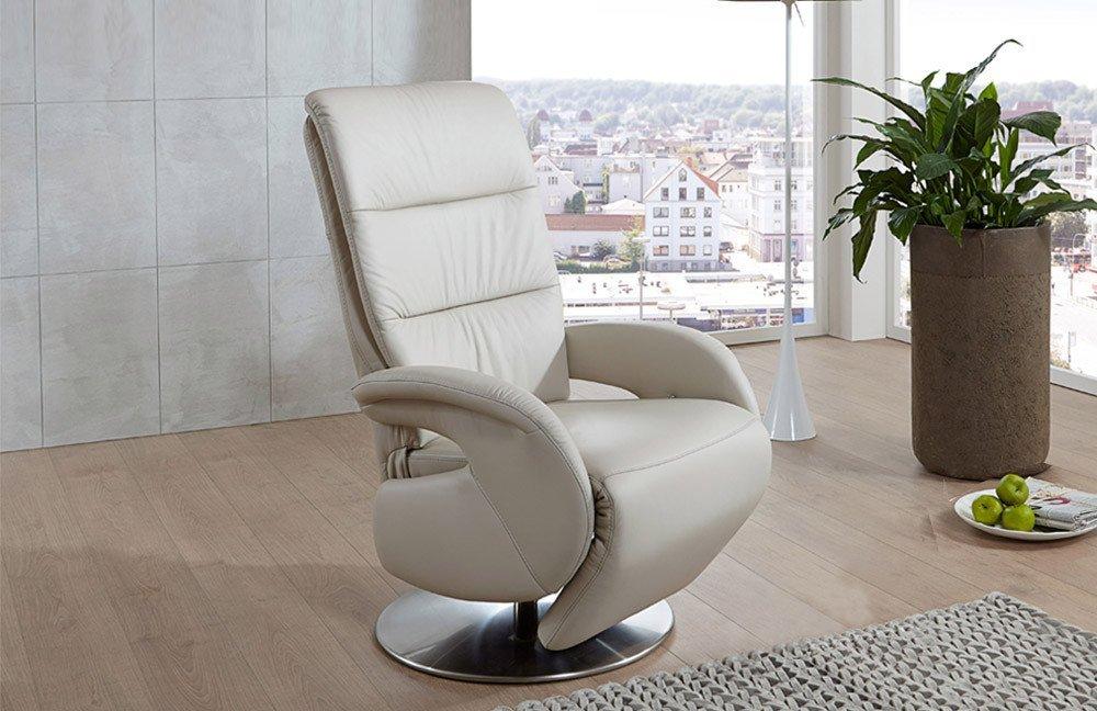 Relaxsessel Ritz-Style beige von Polsteria Polstermöbel | Möbel ...