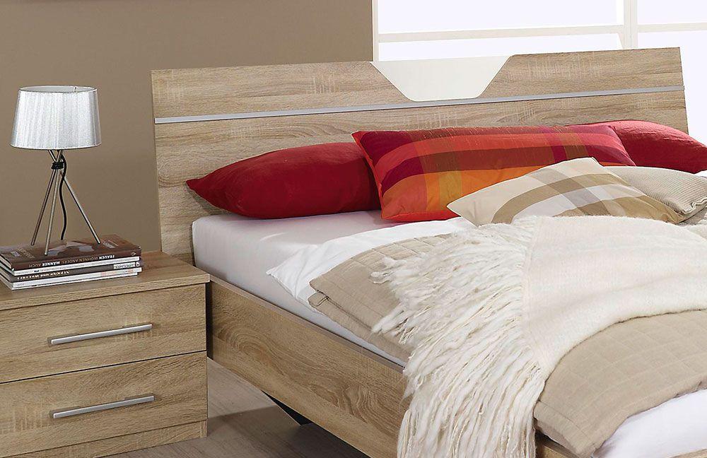 Lichteffekte Schlafzimmer: Komplett schlafzimmer eiche glas morley ...