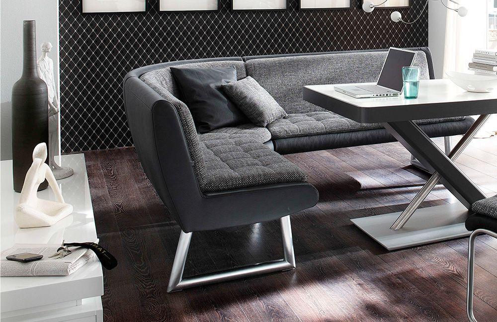 Eckbankgruppe weiß grau  Joop Esszimmermöbel: moderne esszimmermöbel möbel fürs esszimmer ...
