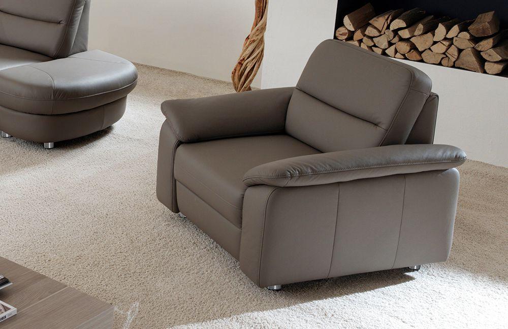 sit more delano wohnlandschaft grau braun m bel letz ihr online shop. Black Bedroom Furniture Sets. Home Design Ideas