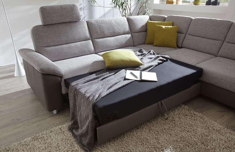 sit more delano ecksofa hellgrau elefant m bel letz ihr online shop. Black Bedroom Furniture Sets. Home Design Ideas