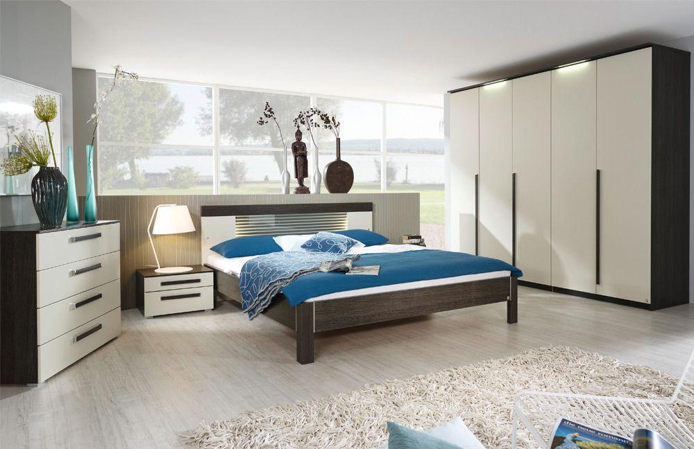 Schlafzimmer Ricarda von Rauch Dialog in Wenge shiraz. Möbel Letz ...