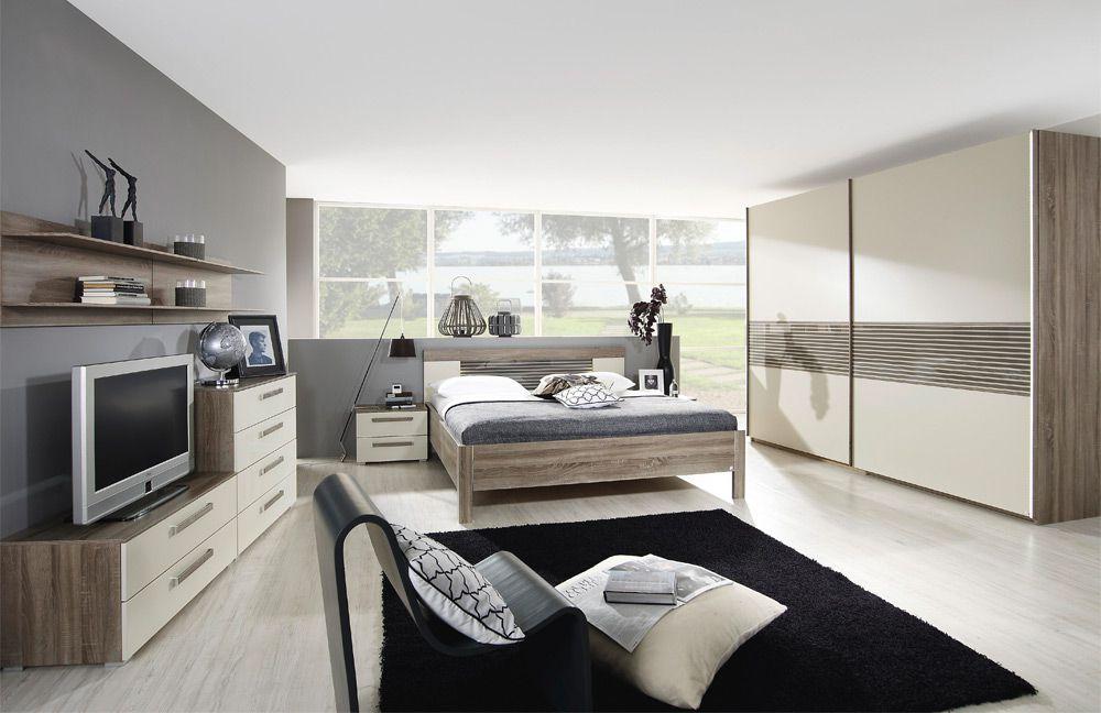 rauch schlafzimmer ricarda. Black Bedroom Furniture Sets. Home Design Ideas