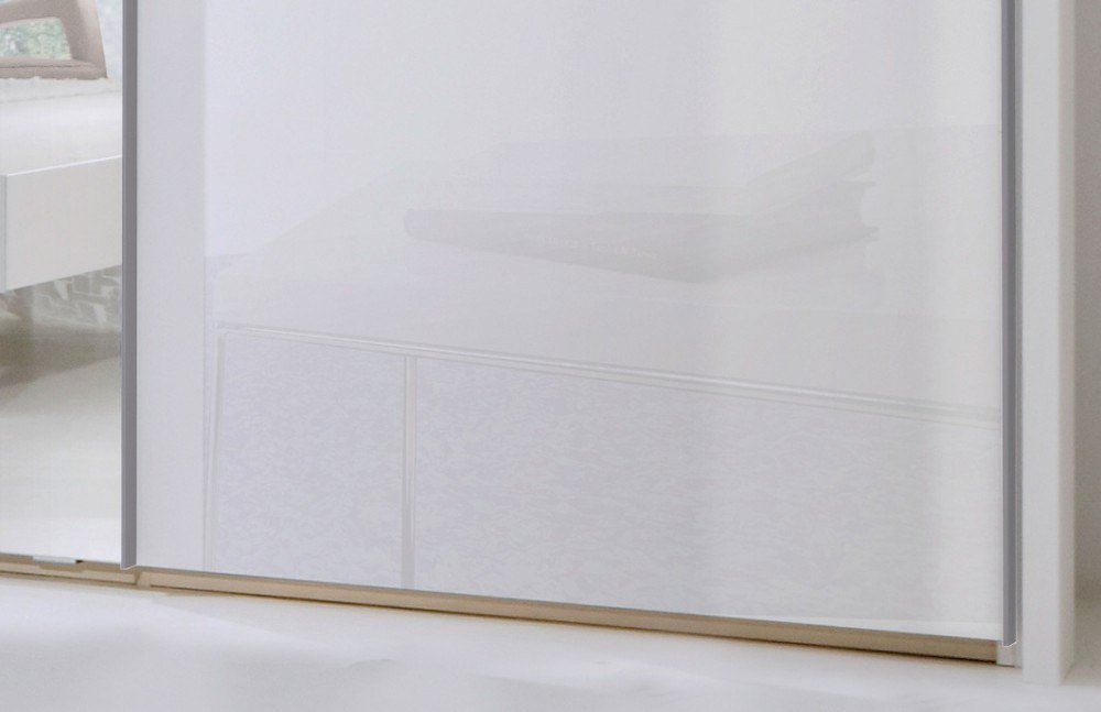 Samia Von Nolte Möbel   Kleiderschrank Polarweiß
