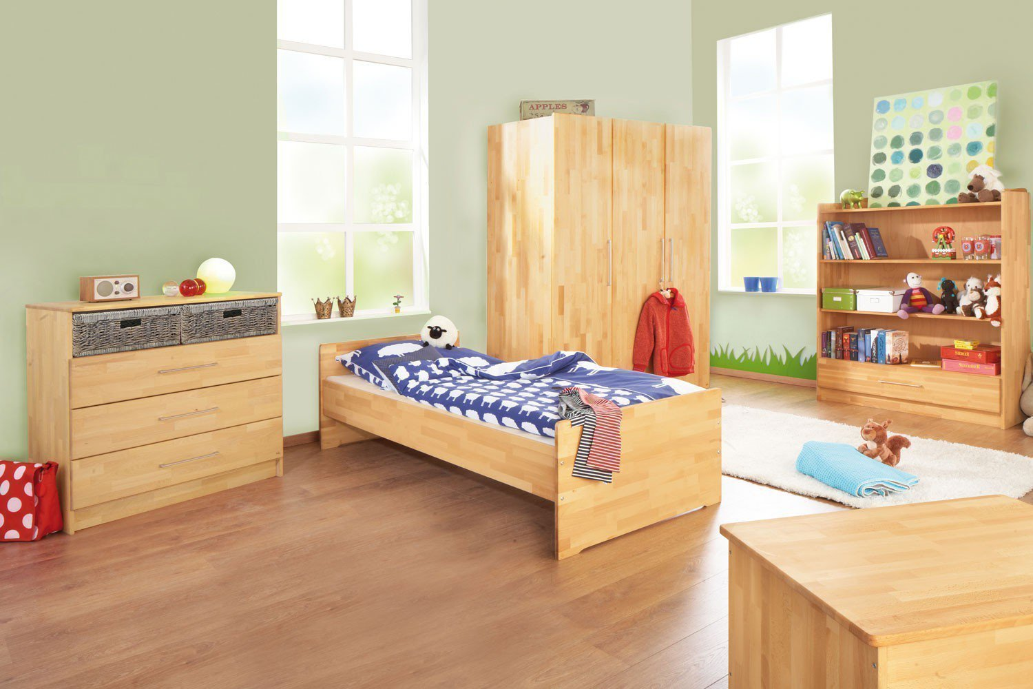 pinolino natura jugendzimmer buche ge lt m bel letz ihr online shop. Black Bedroom Furniture Sets. Home Design Ideas