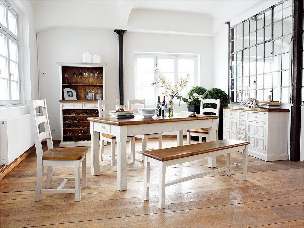 Esszimmer Bodde Kiefer Von Mca Furniture Mobel Letz Ihr Online Shop
