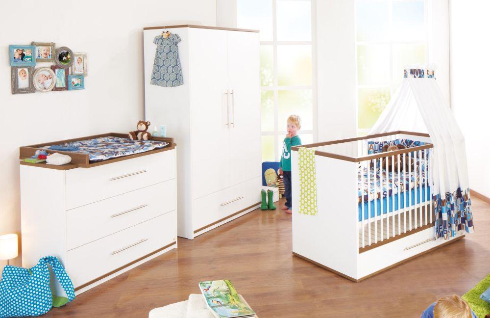 Pinolino Tuula Babyzimmer Nussbaum Weiss Mobel Letz Ihr Online Shop