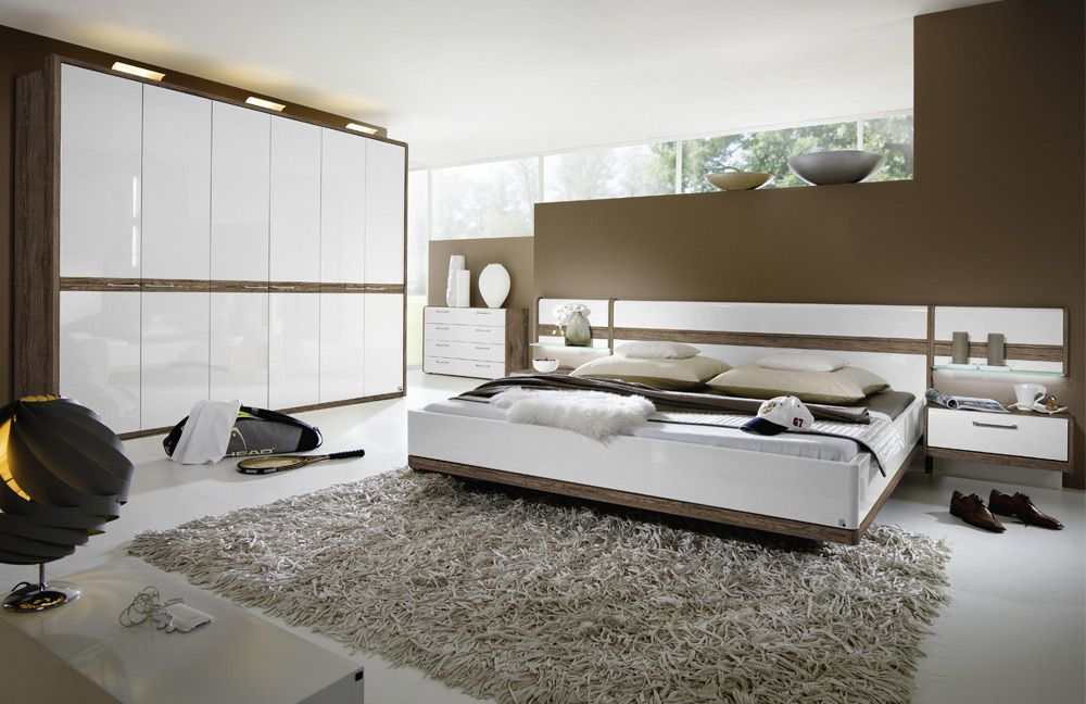 rauch leona plus eiche sanremo wei m bel letz ihr online shop. Black Bedroom Furniture Sets. Home Design Ideas