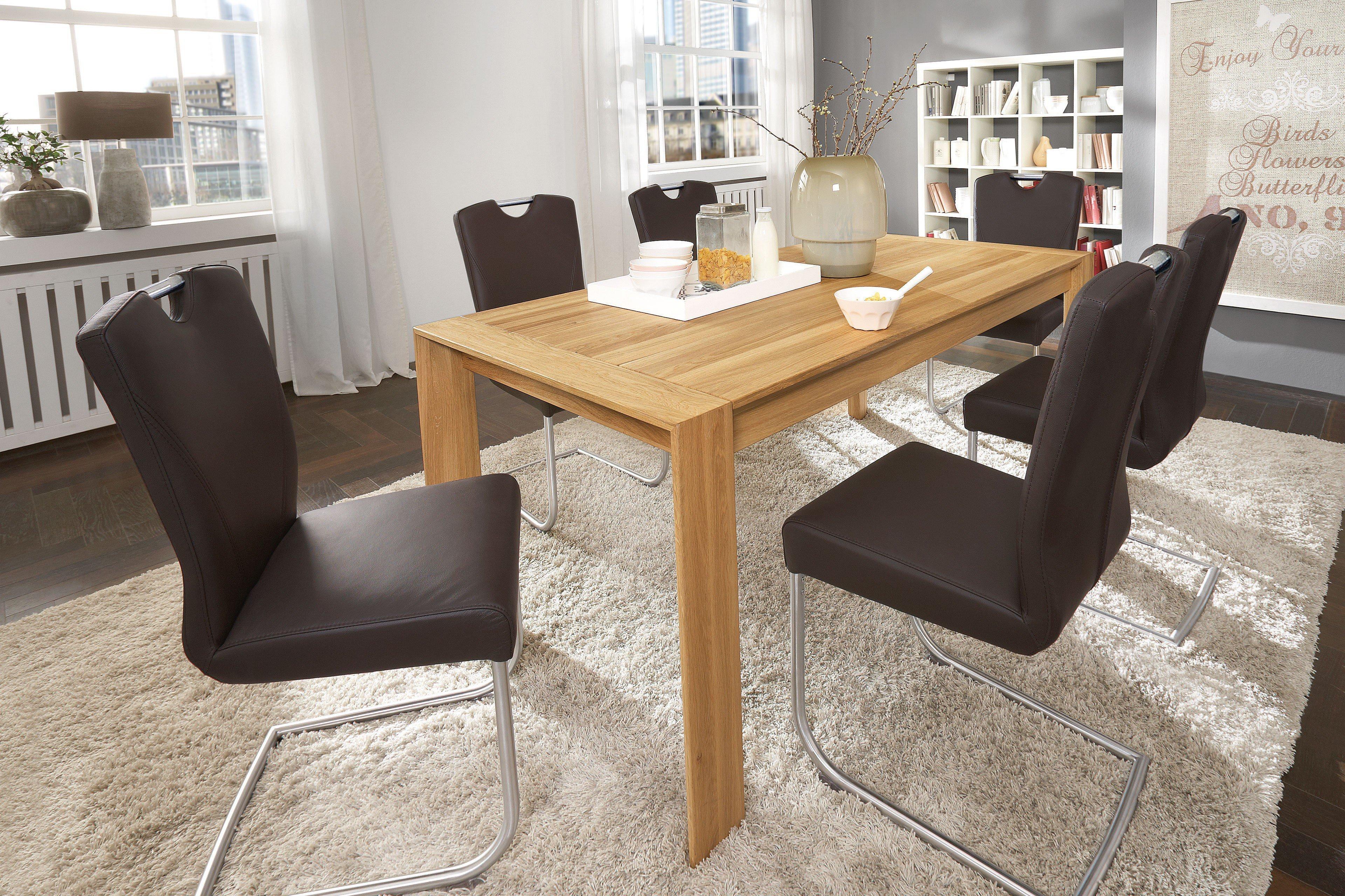 Esszimmer Von Niehoff Sitzmöbel   Tisch 2233 U0026 Stühle 4281