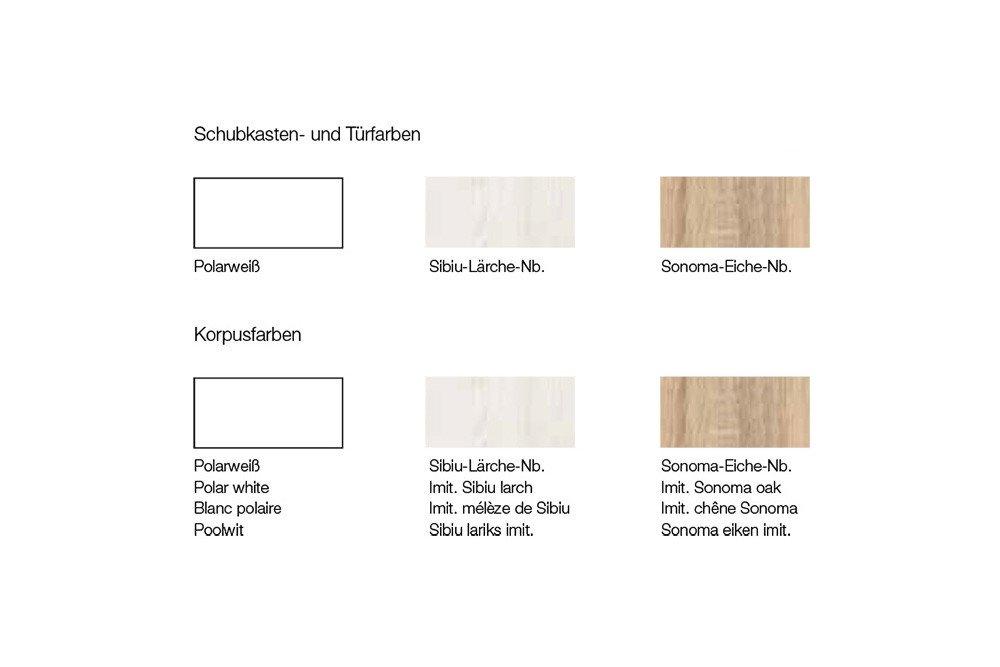 Nolte Möbel Horizont 4500 Schrank Polarweiß | Möbel Letz - Ihr ...
