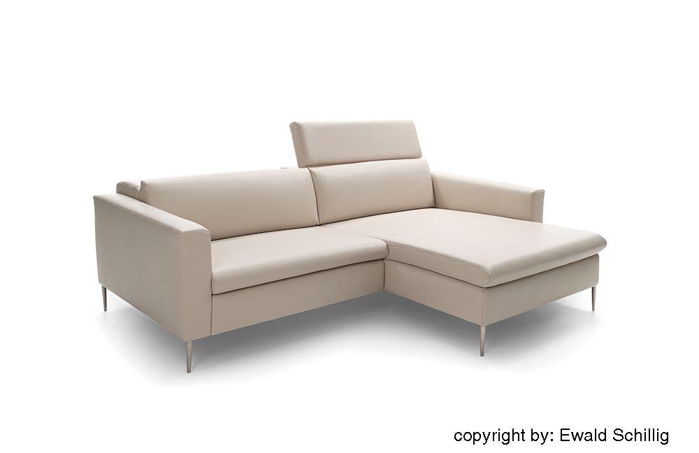 avenue ecksofa lehm von ewald schillig polsterm bel m bel letz ihr online shop. Black Bedroom Furniture Sets. Home Design Ideas